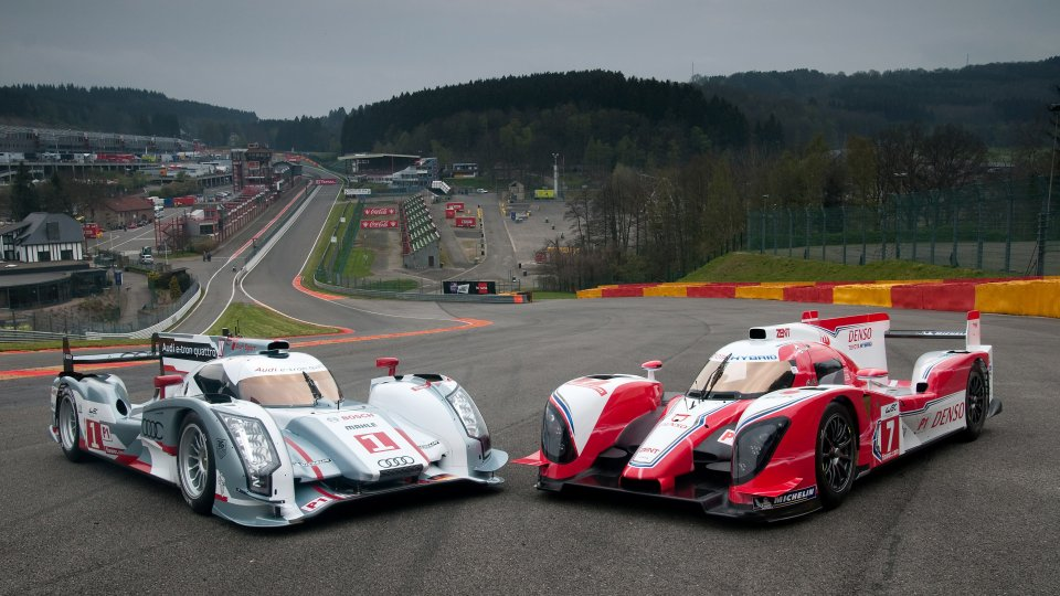 Le Mans: the alternative drives starring