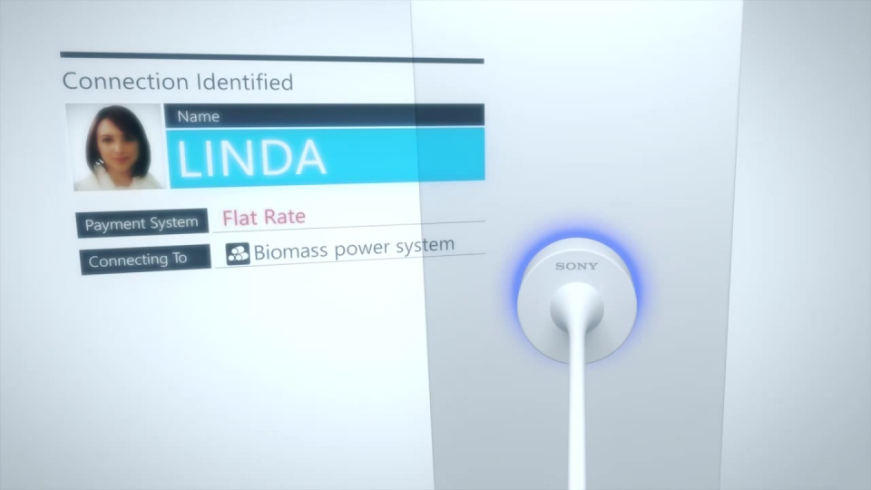 Sony developes an intelligent socket