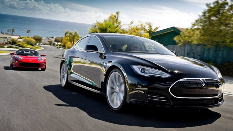 The new Tesla could be favourite with the mother-in-laws