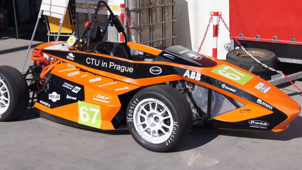 Also the Formula Student is getting more and more greener