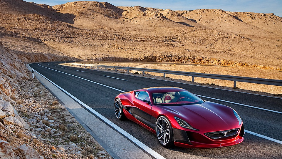 Rimac: Damn it's six hundred's!