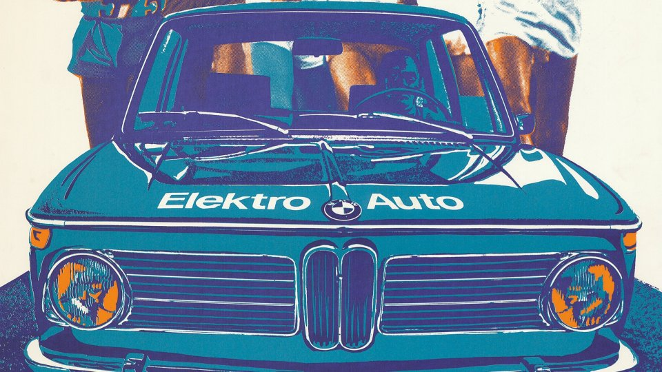 BMW i history electric