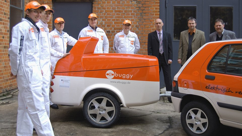 ebuggy - long-range electric mobility